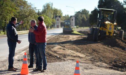 ACCESO ALFONSÍN: CAMBIOS EN EL SENTIDO DE LAS CALLES