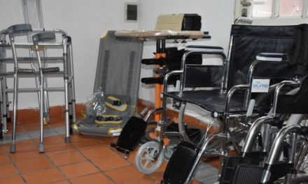 BANCO MUNICIPAL DE ELEMENTOS ORTOPÉDICOS