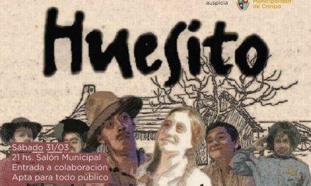 OBRA DE TEATRO: 'HUESITO'