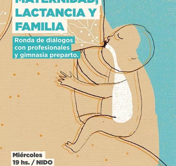 MATERNIDAD LACTANCIA Y FAMILIA