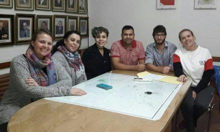 COMENZÓ EL TALLER DE LENGUA DE SEÑAS ARGENTINA