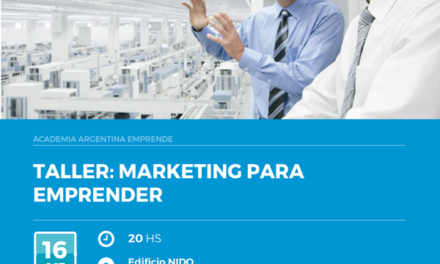 TALLER: MARKETING PARA TU EMPRENDIMIENTO