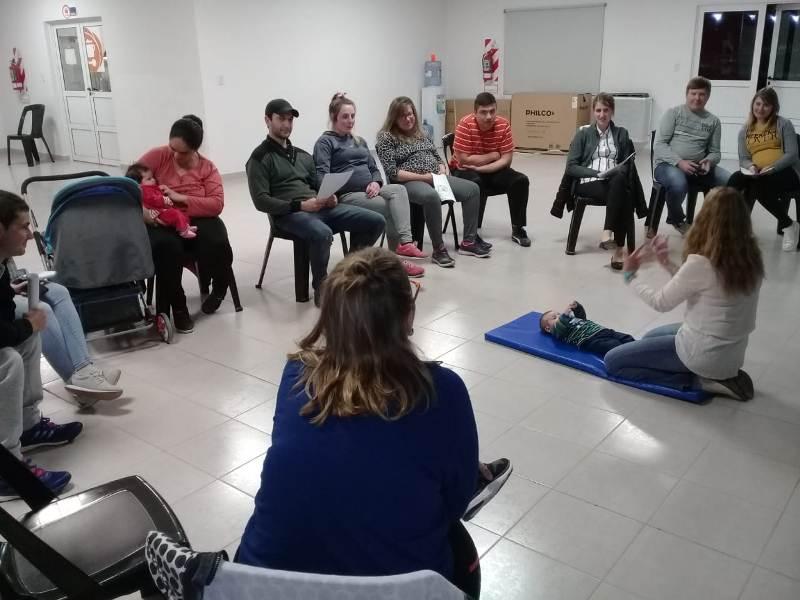 COMIENZA UN NUEVO CICLO DE MATERNIDAD, LACTANCIA Y FAMILIA