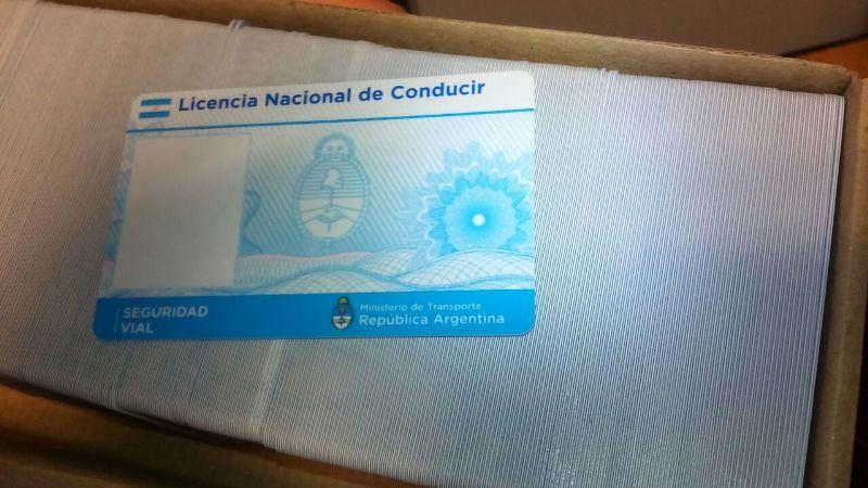 INFORMACIÓN SOBRE TRÁMITES DE LICENCIAS DE CONDUCIR