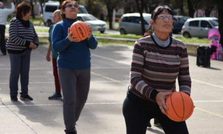 ADULTOS MAYORES: APRENDIZAJE Y RECREACIÓN