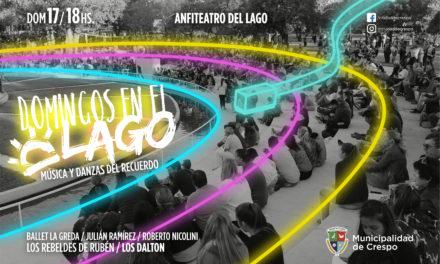 DOMINGOS EN EL LAGO: MÚSICA PARA LA FAMILIA