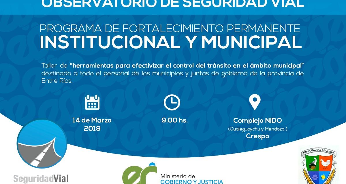 HERRAMIENTAS PARA EFECTIVIZAR EL CONTROL DEL TRÁNSITO