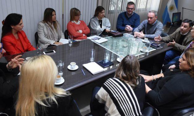 Juzgado de Paz con Competencia en Familia: Reunión de avances en la coordinación para su implementación