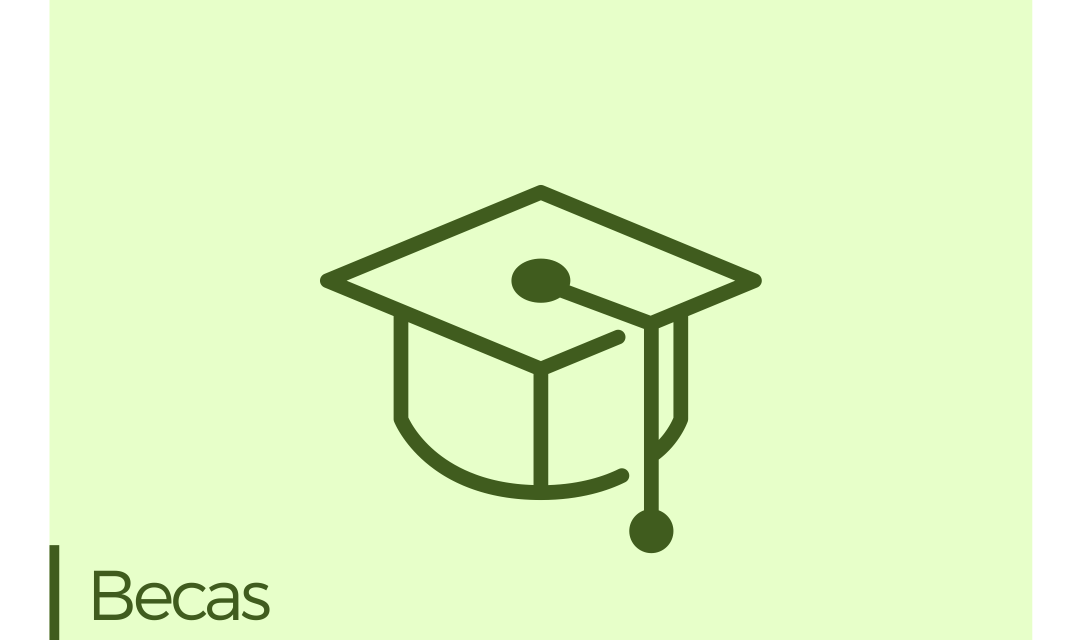 BECAS: APOYANDO LA EDUCACIÓN Y FORMACIÓN