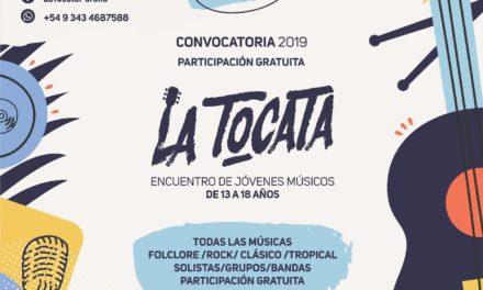 'La Tocata' abierta las inscripciones