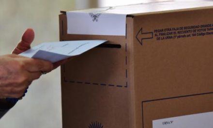 ELECCIONES NACIONALES: CHARLAS PARA AUTORIDADES DE MESA