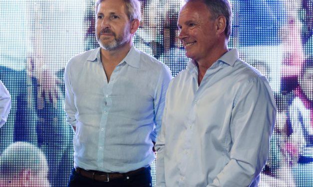 ROGELIO FRIGERIO VISITARÁ LA CIUDAD DE CRESPO ESTE MARTES