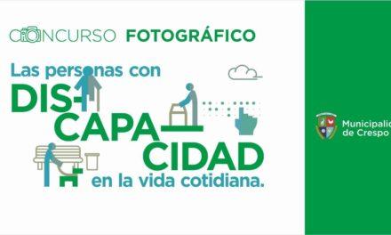 CONCURSO FOTOGRÁFICO: LAS PERSONAS CON DISCAPACIDAD EN LA VIDA COTIDIANA
