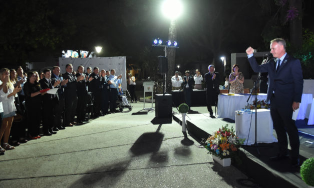 TERRENOS DEL EJÉRCITO: RECIBIMOS LA AUTORIZACIÓN DE USO DE 19 HECTÁREAS