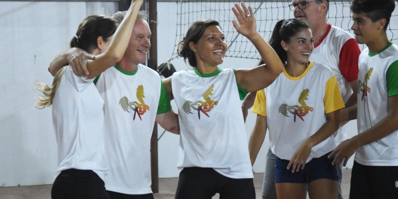 VERANO VOLEY: SEGUIMOS EN CARRERA