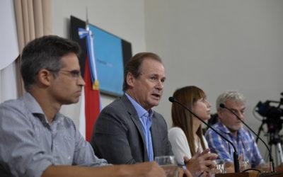 CORONAVIRUS: EL GOBERNADOR DECRETÓ EMERGENCIA SANITARIA EN ENTRE RÍOS
