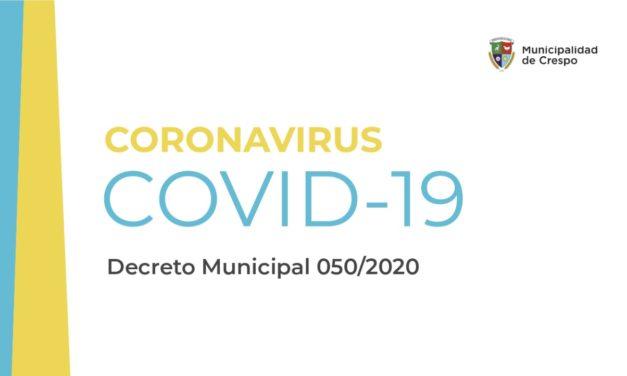 CORONAVIRUS: NUEVOS HORARIOS PARA COMERCIOS HABILITADOS A FUNCIONAR Y FORMULARIO DE PERMISO PARA CIRCULACIÓN