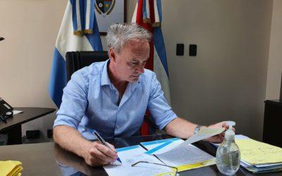 CORONAVIRUS: EL INTENDENTE DARÍO SCHNEIDER Y FUNCIONARIOS DEL MUNICIPIO DESCONTARÁN DE SUS SUELDOS PARA LA CREACIÓN DE UN FONDO ESPECIAL DE CONTINGENCIAS