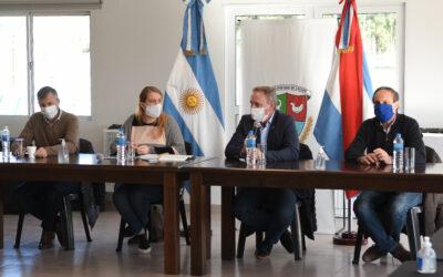 EL CONSEJO ASESOR DE POLÍTICAS SOCIALES DEFINIÓ SUS TRES PRIMEROS EJES: HUERTA COMUNITARIA, BANCO DE MATERIALES Y CONFECCIÓN DE ABRIGO