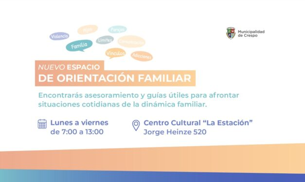 NUEVO ESPACIO DE ORIENTACIÓN FAMILIAR