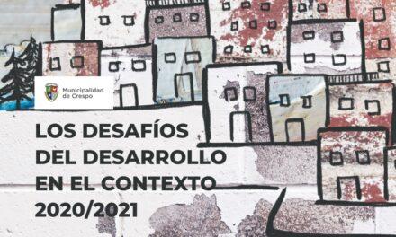 LA PROVINCIA SE REÚNE EN UNA CHARLA  ZOOM CON FABIO QUETGLAS SOBRE 'LOS DESAFÍOS DEL DESARROLLO EN EL CONTEXTO 2020/2021'