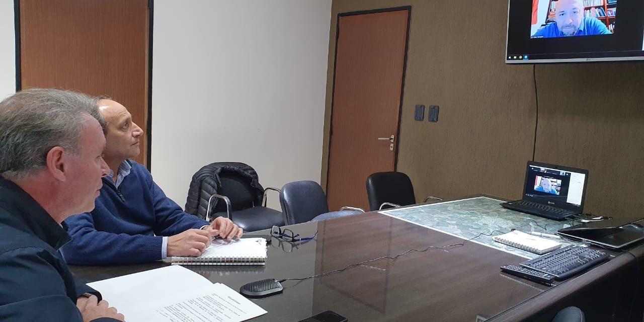 FABIO QUETGLAS HABLÓ SOBRE 'LOS DESAFÍOS DEL DESARROLLO EN EL CONTEXTO 2020/2021'