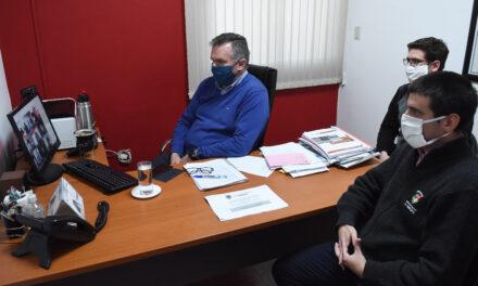 LA MUNICIPALIDAD DE CRESPO PRESENTÓ 'EXPERIENCIA Y AVANCES EN LA GESTIÓN FISCAL LOCAL', EN ENCUENTRO CON MUNICIPIOS DE ENTRE RÍOS