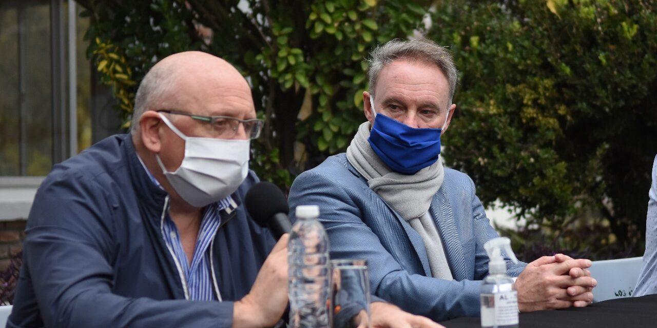 PARTE MÉDICO SOBRE EL ESTADO DE SALUD DEL DR. MARCELO CERUTTI