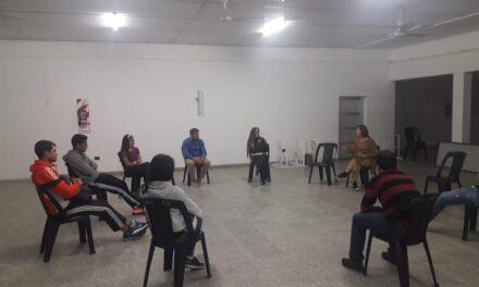 PLAN DE PREVENCIÓN DE ADICCIONES: CONSTRUYENDO REDES CON LOS CLUBES