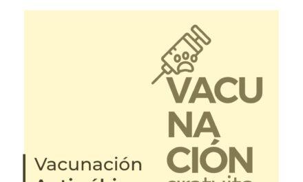 VACUNACIÓN GRATUITA