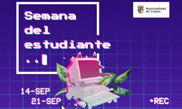 COMIENZA LA SEMANA DEL ESTUDIANTE 2.0