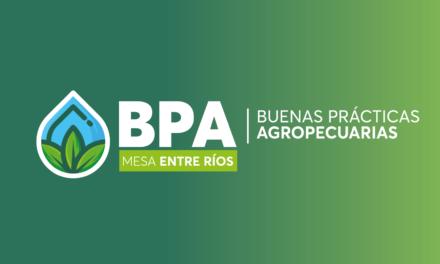 CRESPO SERÁ ANFITRIÓN DEL SEGUNDO ENCUENTRO VIRTUAL DE BUENAS PRÁCTICAS AGROPECUARIAS