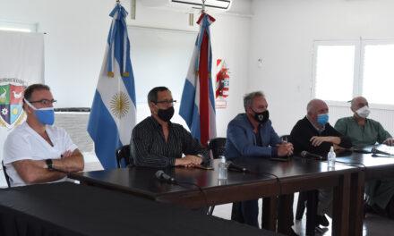 COMITÉ LOCAL Y MINISTERIO DE SALUD COMPARTIERON UNA MESA DE TRABAJO VIRTUAL