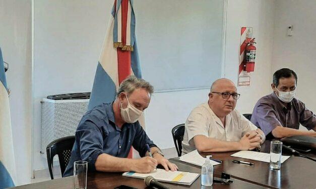 SE COMPRARÁ UNA AMBULANCIA CON EL FONDO DE EMERGENCIAS COVID-19 CREADO EN MARZO