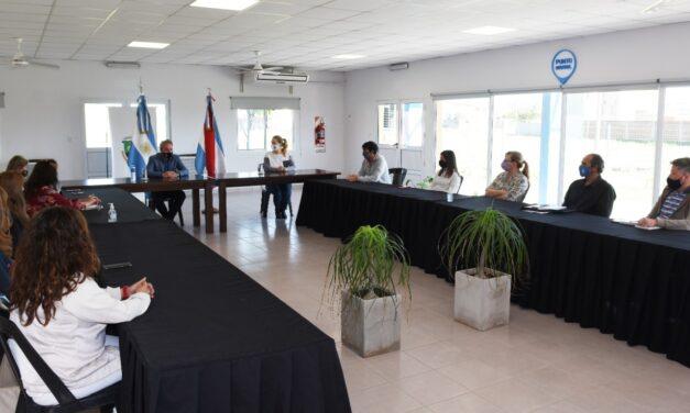 COLACIONES ESCOLARES: REUNIONES DE TRABAJO PARA ELABORAR PROTOCOLOS