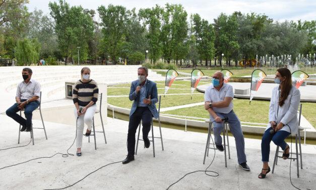 PRESENTARON 'VERANO EN LA CIUDAD'
