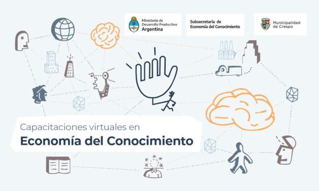 CAPACITACIONES VIRTUALES EN ECONOMÍA DEL CONOCIMIENTO