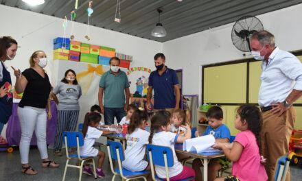 «La educación es una prioridad»