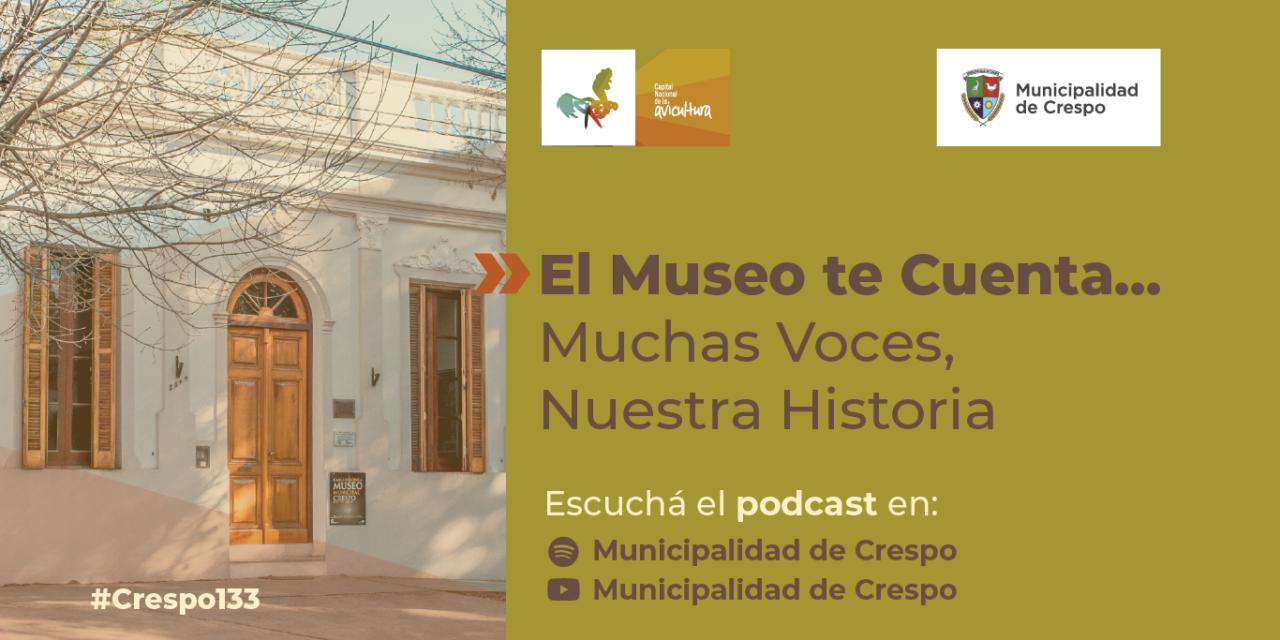 PODCAST PARA SEGUIR CONOCIENDO NUESTRA HISTORIA