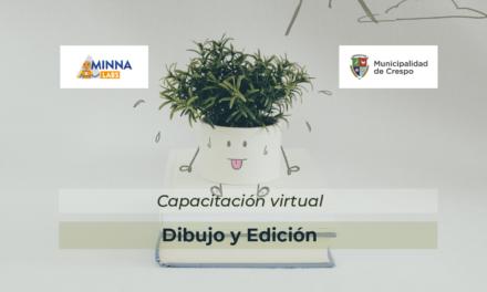 CURSO DE DIBUJO Y EDICIÓN
