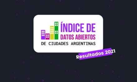 CRESPO LIDERA EL RANKING DE TRANSPARENCIA DE LOS DATOS 2021
